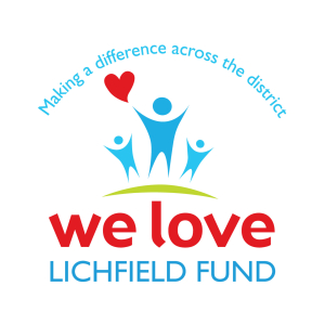 We Love Lichfield Logo