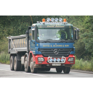 David K. Jeavons and Son Tipper Haulage Ltd.