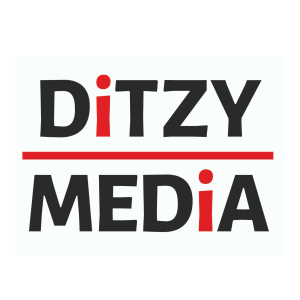 Ditzy Media - Logo