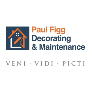 Decorators in Eastbourne  | Paul Figg - Decorating & Maintenance Logo