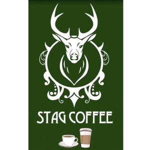 The Stag Coffee Shop.