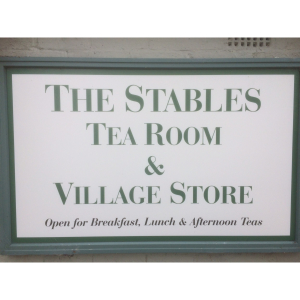 The Stables Tea Room, Foxton