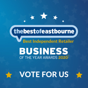 Vote For Us for Best Independent Retailer 2020