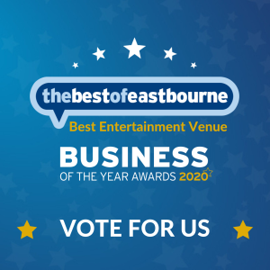 Vote For Us for Best Entertainment Venue 2020