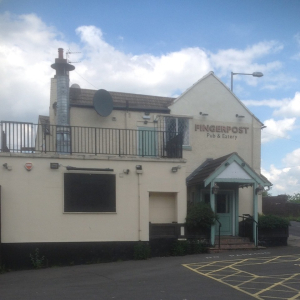 The Fingerpost Pub Pelsall