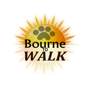 Bourne to Walk Logo