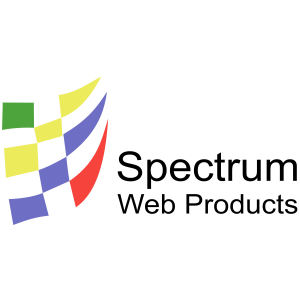 spectrum, logo, large