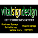 Vital Sign Design - Sign Makers St Neots