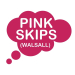 Pink Skips Walsall