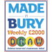 The Made In Bury £2,000 Weekly Draw