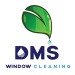 DMS Window Cleaning Logo