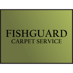 Fishguard Carpet Service..