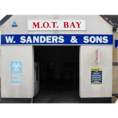 W. Sanders & Sons Ltd Holsworthy- MOT Test Centre