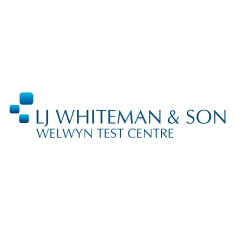 LJ Whiteman & Son Welwyn Test Centre