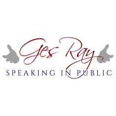 Ges Ray - Speaking In Public