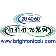 Brighton and Hove Radio Cabs - Local Licensed Taxi Firm