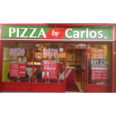 Pizza by Carlos