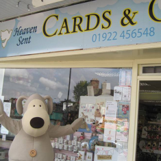Heaven Sent Cards and Gifts Ltd