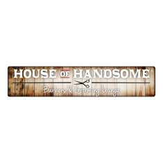 House of Handsome Barbers and Grooming Lounge