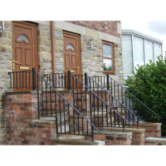Lamberton Wrought Iron Design