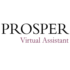 Prosper Virtual Assistant - St Neots