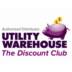 Steve and Myriam Gelling at Utility Warehouse
