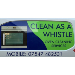 Clean As A Whistle – Oven Cleaning