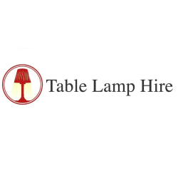 Table Lamp Hire