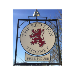 The Red Lion Pub, Thornby