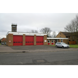 St Neots Fire Station