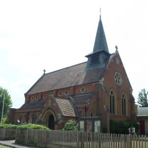 St Barnabas C of E Church