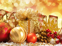 Christmas Nights at Stoke by Nayland Hotel Golf & Spa from just £29