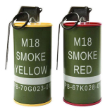Free Smoke Grenades on your first visit to The MAW.