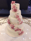 £50 OFF A THREE TIER WEDDING CAKE!
