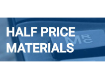 Half price materials. With Kettering Self Store.