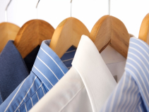 10% DISCOUNT ON ALL DRY CLEANING!