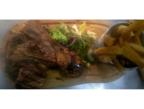 T Bone Tuesdays - Two 16oz T Bone Steaks for just £30 @ Old Wood Farm Kitchen Steakhouse