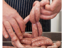 Special offer on our frozen sausages.