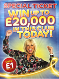 Win up to £20,000 at Gala Bingo today.