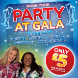 Celebrate at Gala Bingo, book your party now.