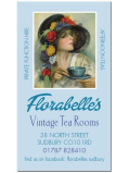 Father's Day Special At Florabelle's Vintage Tea Room