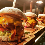 2 for 1 on burgers at Roc Salt