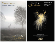 Christmas Three Course Meal for £25