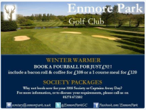 Winter Warmer Golf Deal