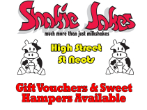 Shakie Jakes Gift Vouchers from £2.50 for everything we do!