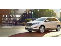 Hot Offers from Allen Ford.