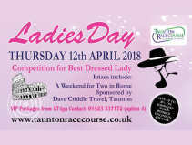 20% off Ladies Day & Win a Trip to Rome