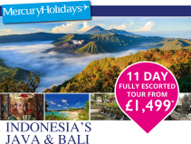 10 day Escorted Tour from £1499pp