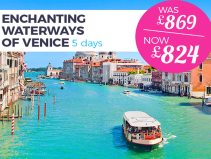 5 day River Cruise from £824pp