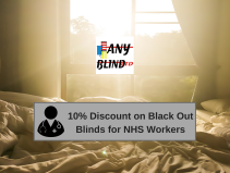 10% OFF BLACKOUT BLINDS FOR NHS STAFF!